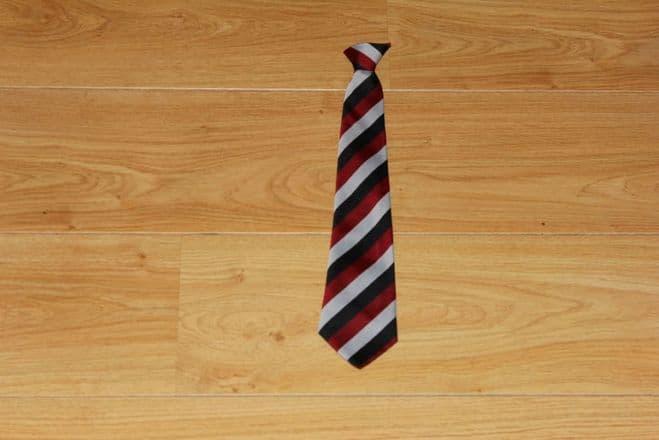 West Hatch Clip-on Tie