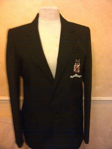 West Hatch Girls Fitted Blazer
