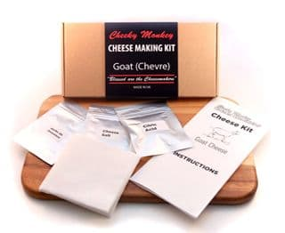 Cheese Making Kit - Goat's Cheese