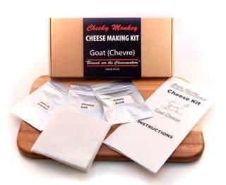 Cheese Making Kit - Goat's Cheese