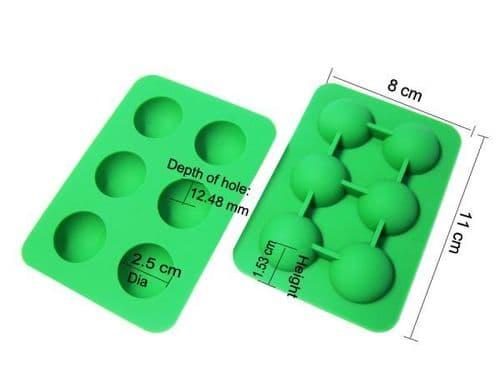 Small Silicone Mould 8cm x 11cm