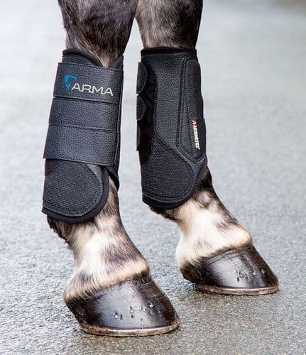 ARMA Cross Country Boots - Front