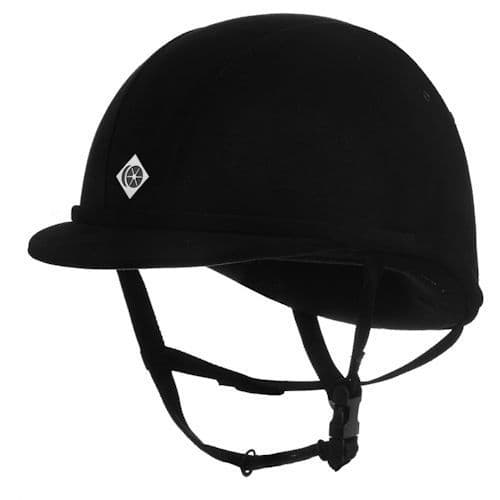 Charles Owen Junior YR8 Riding Hat