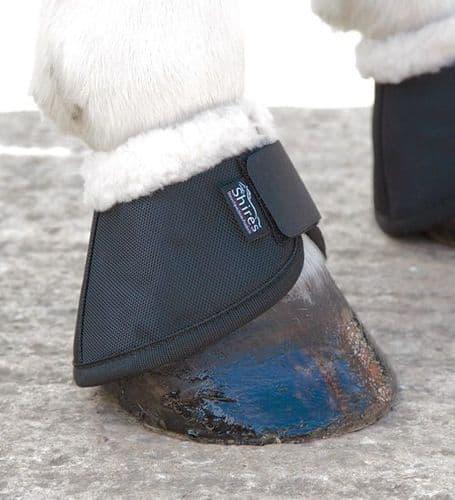 Fleece Trimmed Over Reach Boots