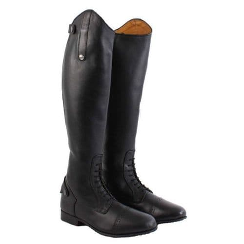 Mark Todd Long Leather Field Boot