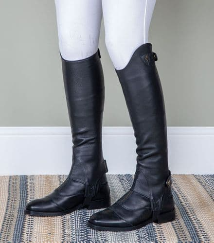 Moretta Leather Gaiters Adults