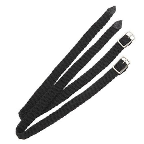 Plaited Nylon Spur Straps