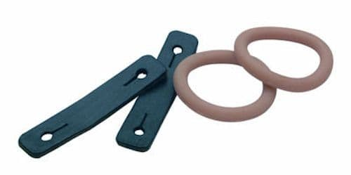 Rubbers & rings