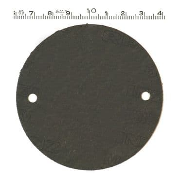 2 Hole Points Cover Gasket for Harley Davidson Motorcycles (1970‑1979)