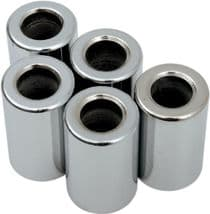 3/8 X 3/4 X 1 CHRM SPACER