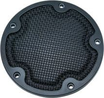 COVER DERBY MESH 15-16 BK