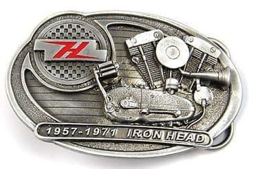 Harley Davidson XLCH 1957 Sportster Belt Buckle