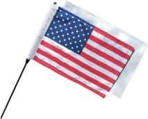HOLDER ANTENNA W/FLAG