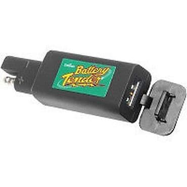USB Charger for Quick Disconnect Battery Harness for Harley Davidson