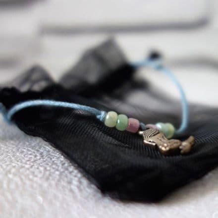 £2 Beautiful Mermaid Wish Bracelet
