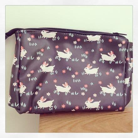 30% off Black Hare Make Up Bag