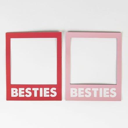 50% off Besties Magnetic Polaroid Photo Frame