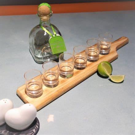 50% OFF Shot glass Paddle Board Set