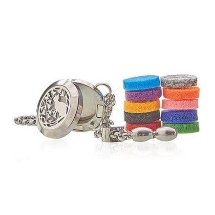 Aromatherapy Jewellery Chain Bracelet