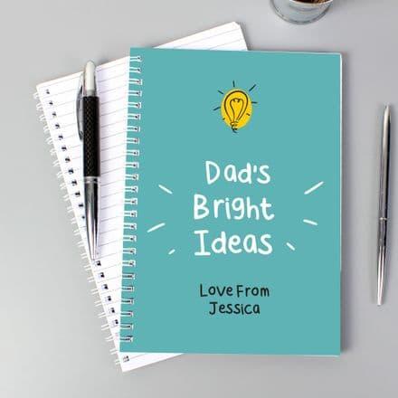 Bright ideas notebooks