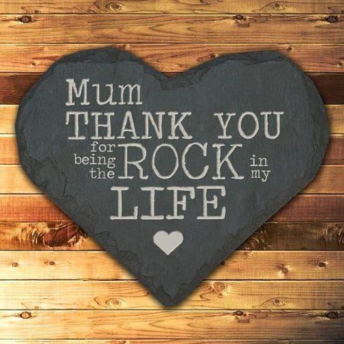 My rock slate heart