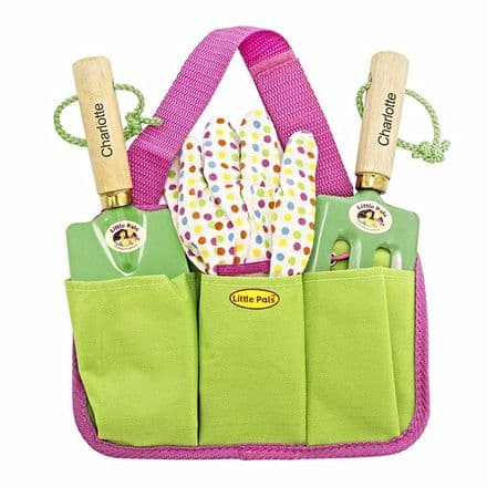 Personalised Childrens Gardening Kit Boys & Girls