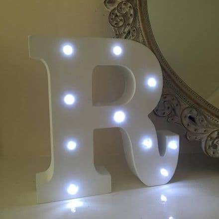 under £5Alphabet LED Light Letters