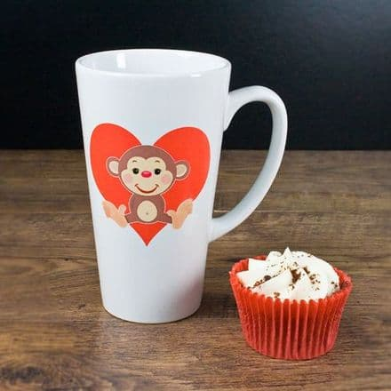 Will you be my love monkey? Mug