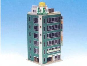 Kato 23-434A Dio Town Metro 6 Floor Office Building Green