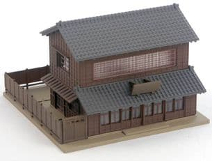 Kato 23-450A Shop with Traditional Eaves 1