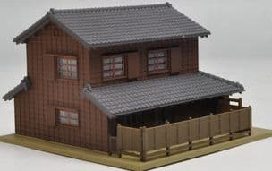 Kato 23-452 Corner Shop with Traditional Eaves 1 (Left)