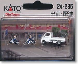 Kato 24-235  Home Delivery Team
