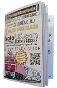 Kato Unitrack Booklet