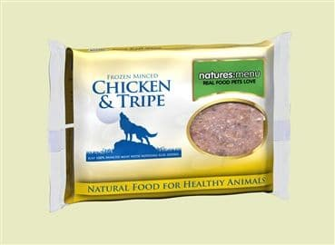 CHICKEN & TRIPE MINCE BLEND 400G : pack of 12