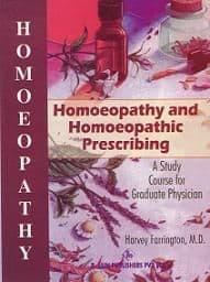 Farrington, H - Homoeopathy and Homoeopathic Prescribing