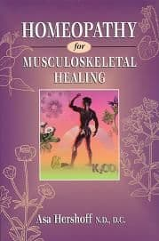 Hershoff, A - Homeopathy for Muscoloskeletal Healing