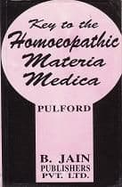 Pulford, A - Key to the Homoeopathic Materia Medica