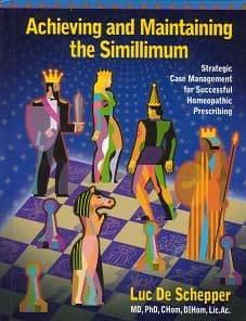 de Schepper, L - Achieving and Maintaining the Simillimum