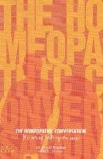 Kaplan, Dr B - The Homoeopathic Conversation