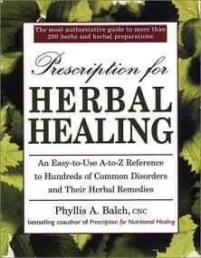Balch, P - Prescription for Herbal Healing