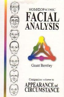 Bentley, G - Homoeopathic Facial Analysis