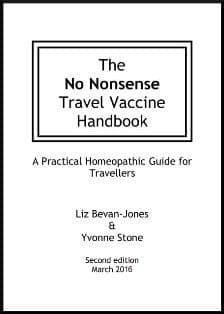 Bevan-Jones, E & Stone, Y - The No Nonsense Travel Vaccine Handbook
