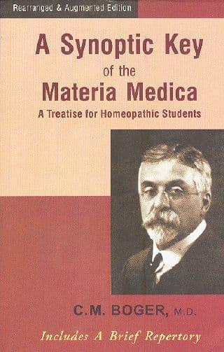Boger - A Synoptic Key of the Materia Medica