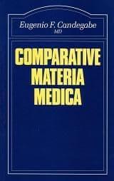 Candagabe, E F - Comparative Materia Medica