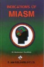 Choudhury, H M - Indications of Miasm (2nd hand)