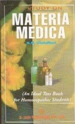 Choudhury, N M - A Study on Materia Medica