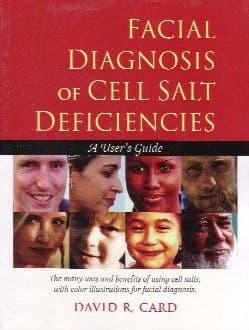 Card, D - Facial Diagnosis of Cell Salt Deficiencies