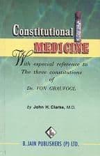 Clarke, Dr J - Constitutional Medicine