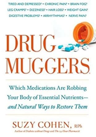 Cohen, Suzy - Drug Muggers
