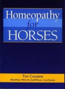 Couzens, T - Homeopathy for Horses